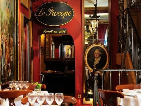 Ristoranti consigliati a Parigi - Ristorante Le Procope Paris - Info e prenotazioni
