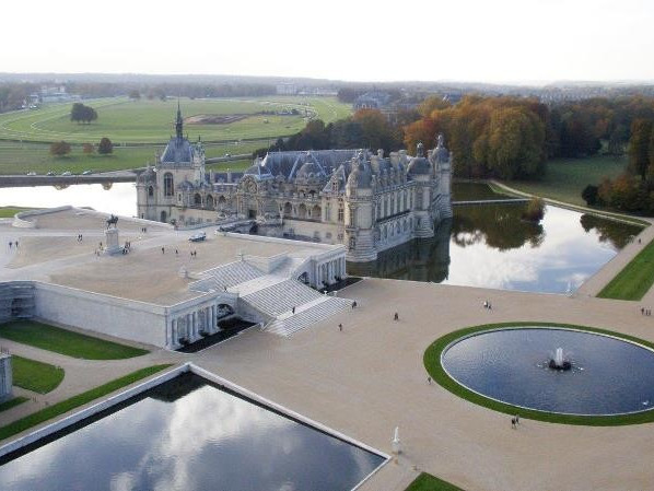 Photo Gallery Chateau de Chantilly a 40 km da Parigi