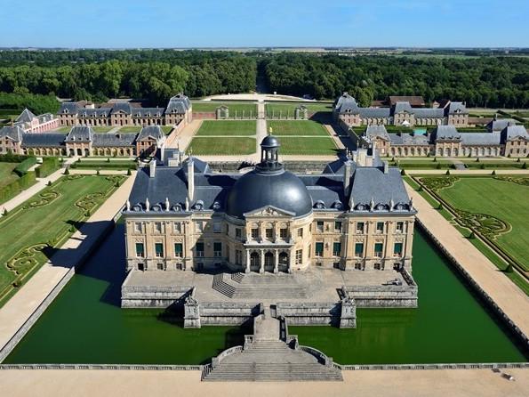 Photo Gallery Château Vaux le Vicomte, Valle della Loira