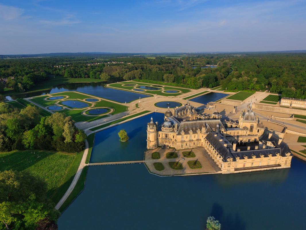 Castello di Chantilly - Parigi e dintorni - informazioni utili