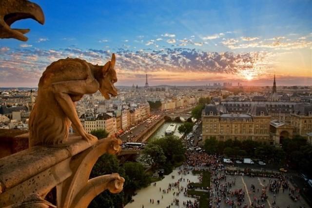 Video attrazioni di Parigi