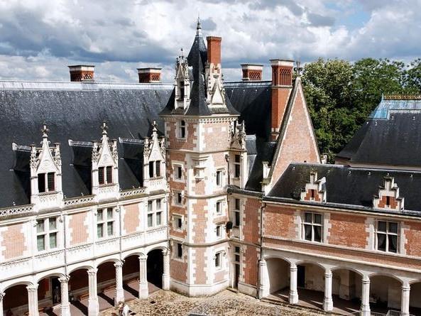 Photo Gallery Castello di Blois Valle della Loira