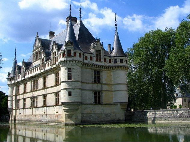 Photo Gallery Castello di Azay-le-Rideau Valle della Loira