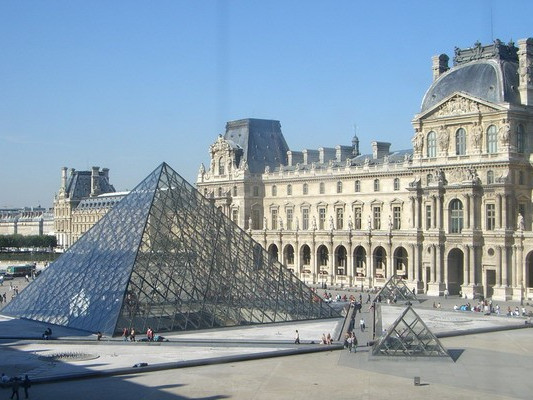 Video Gallery dei Musei di Parigi