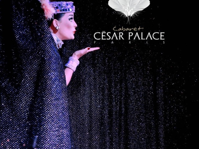 César Palace cabaret, cena e spettacolo al César Palace di Parigi
