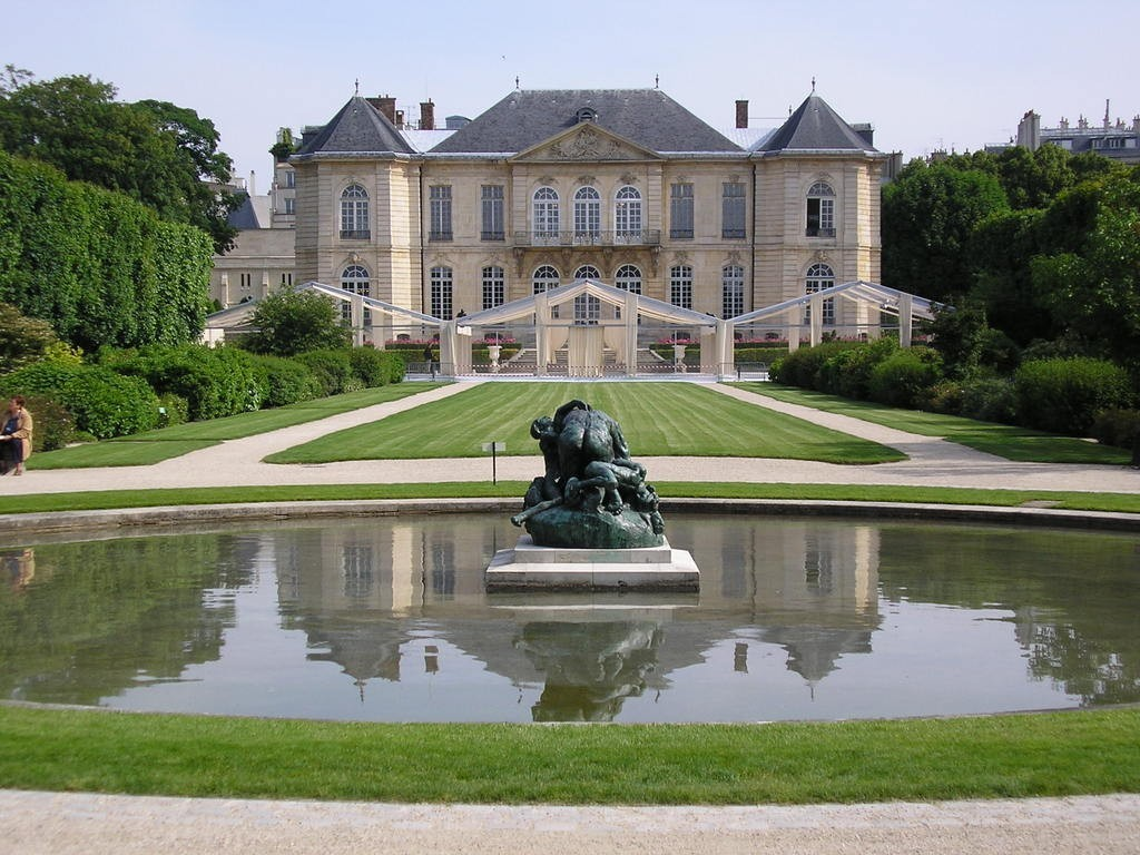 2° giorno - itinerario accessibile a Parigi con Maximiliano Ulivieri