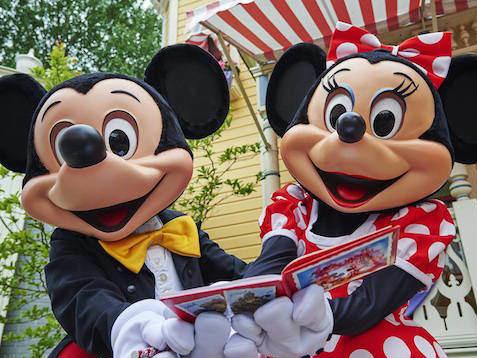 Disneyland Parigi (ex EuroDisney) - Disneyland® Paris - Guida e offerte