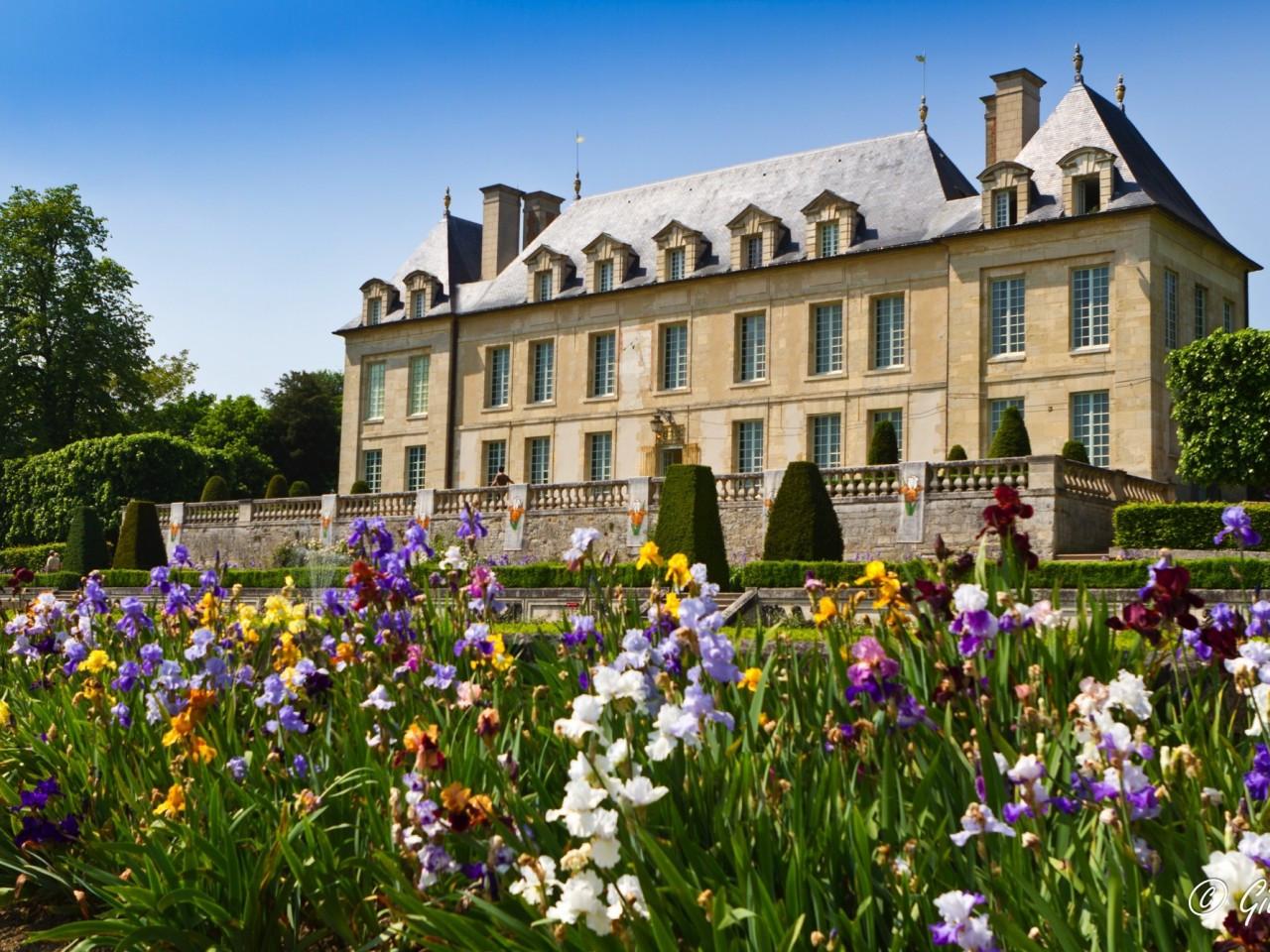 Castello di Auvers-sur-Oise: sulle orme di Van Gogh e degli impressionisti