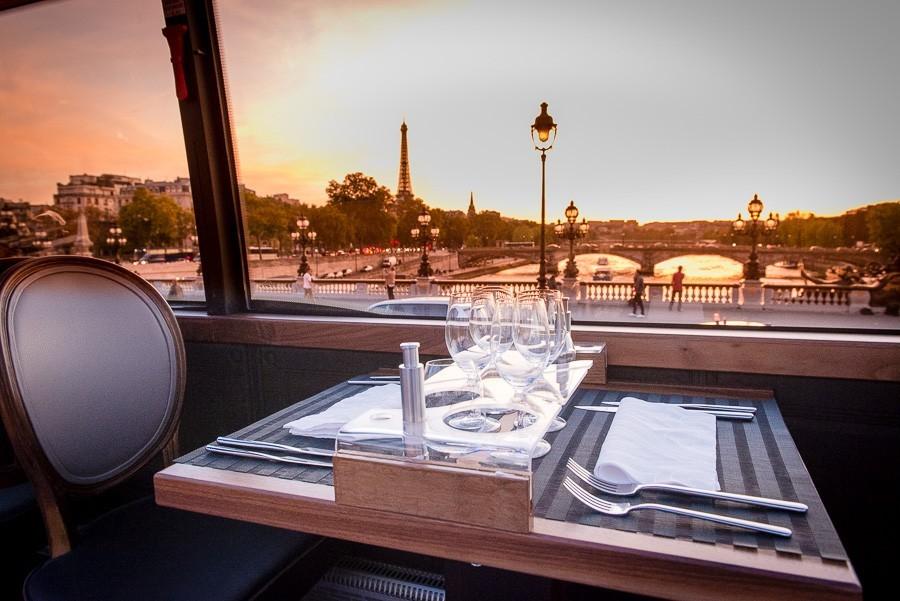 Ristorante Bustronome il viaggio gourmand! - Dove mangiare a Parigi