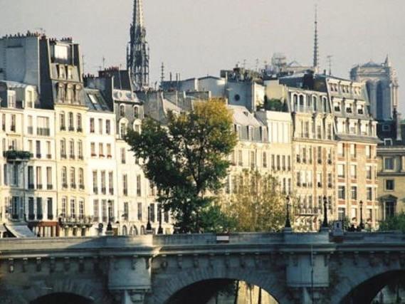 Quartieri Parigi|Isole della Senna|Île Saint-Louis Parigi