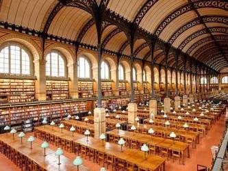 Biblioteca Sainte Geneviève di Parigi – Storia, informazioni sulla visita, orari e biglietti
