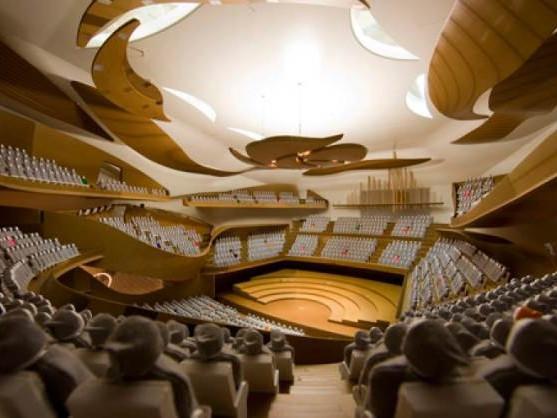 La nuova Filarmonica di Parigi – Informazioni turistiche ed orari di apertura