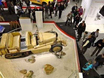 Fiera a Porte de Versailles Retromobile Il salone dell'auto d'epoca – Eventi a Parigi