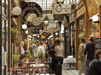 Passage des Panoramas di Parigi - Scopri i più bei passages couverts di Parigi