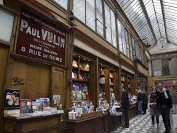 Passage Jouffroy di Parigi - Scopri i più bei passages couverts di Parigi