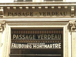 Passage Verdeau di Parigi - Scopri i più bei passages couverts di Parigi