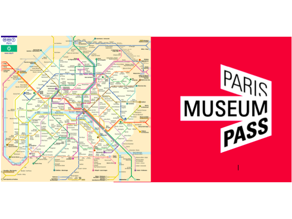 Paris All Inclusive Pass - 2,3,4,5 e 6 giorni - Carta trasporti + musei e monumenti + crociera e sconti a Parigi