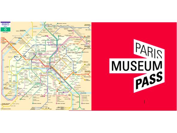 Paris All Inclusive Pass - 2,3,4,5 e 6 giorni - Carta trasporti + musei e monumenti + crociera e sconti a Parigi