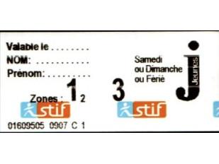 Abbonamento metro e trasporti Parigi per giovani e studenti - Ticket Jeune