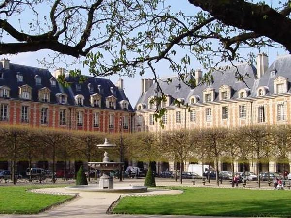 Visita il quartiere del Marais a Parigi
