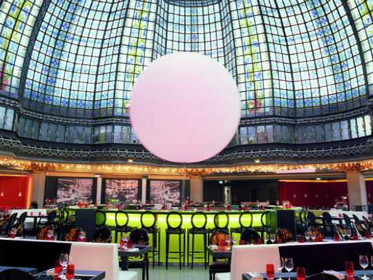 Ristoranti consigliati a Parigi - Brasserie Printemps Parigi, sotto la cupola di Printemps - Info e prenotazioni