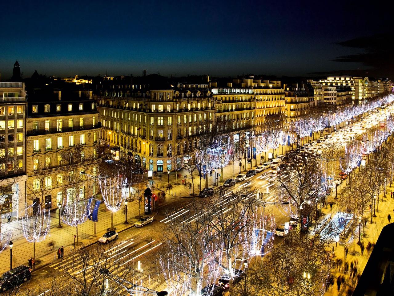 Il Triangolo d'Oro a Parigi