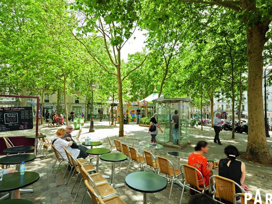Visita la Place des Abesses di Montmartre a Parigi - Info, cosa vedere