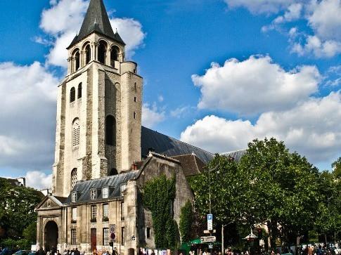 Visita del quartiere di Saint Germain des Pres