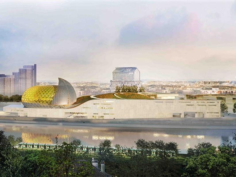 La Seine Musicale: la nuova grande sala concerti e spettacoli a Parigi