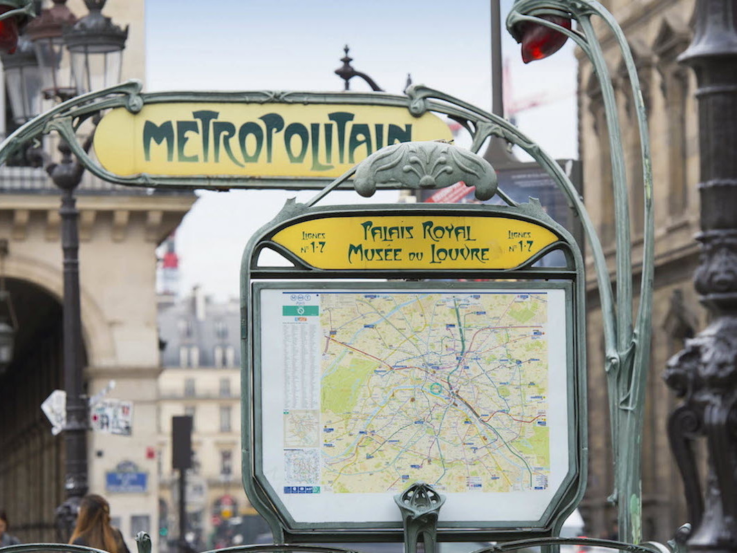 Le entrate metro Art Nouveau di Parigi, come e dove sono - Parigi.it