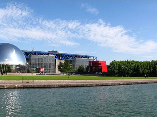 Cité des sciences et de l'industrie|Città della Scienza