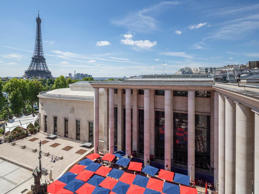 Il Palais de Tokyo: info visita, prezzi, orari, ristorante - Parigi.it