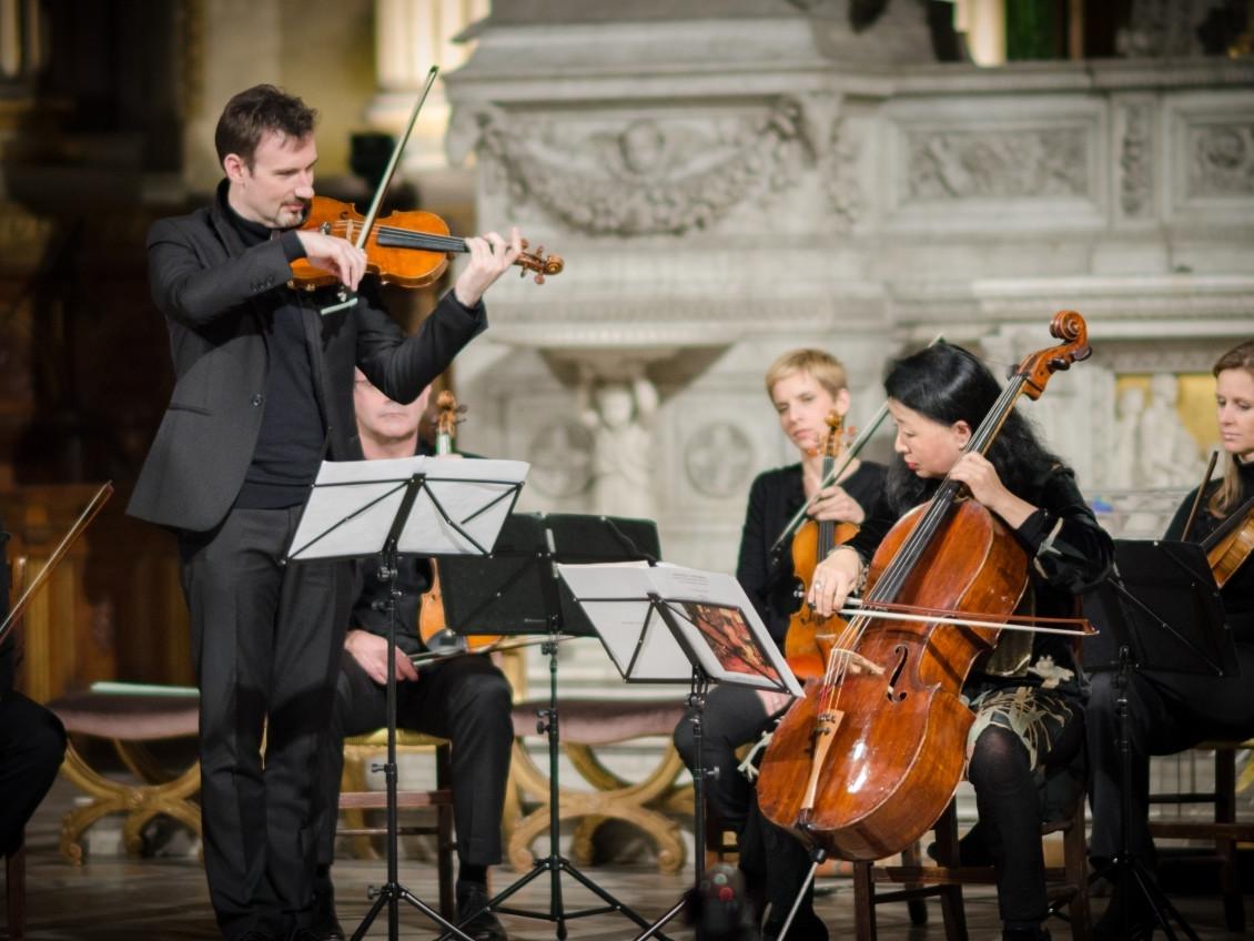 Concerto di musica classica nella chiesa della Madeleine - Parigi.it