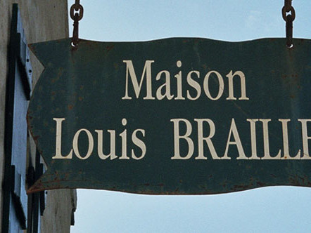 La casa natale di Louis Braille  a Coupvray vicino Parigi - Parigi.it