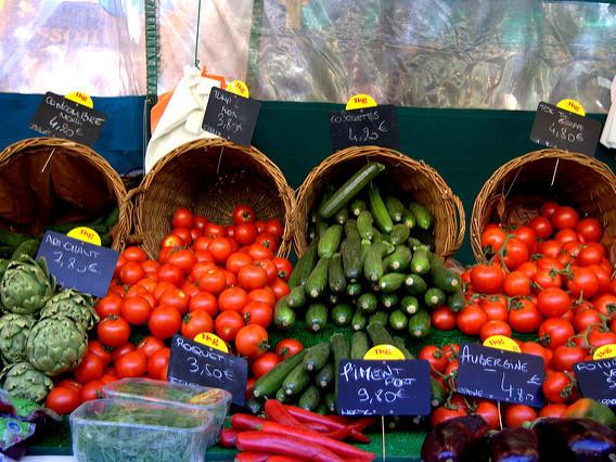 Mercatini di Parigi: Mercato di Grenelle, 15° arrondissement - Parigi.it