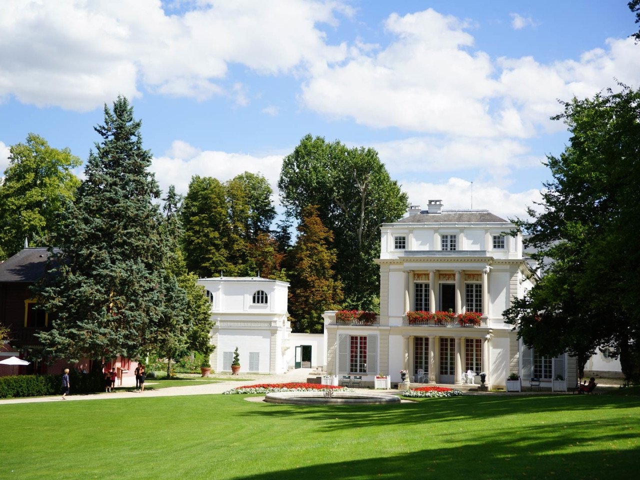 Visitare la proprietà Caillebotte a Yerres, vicino Parigi -  Parigi.it