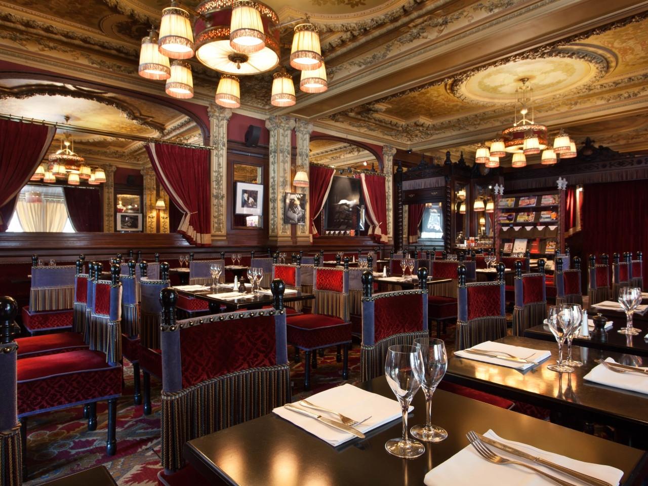 Brasserie alsaziana Zimmer - Ristoranti storici consigliati a Parigi