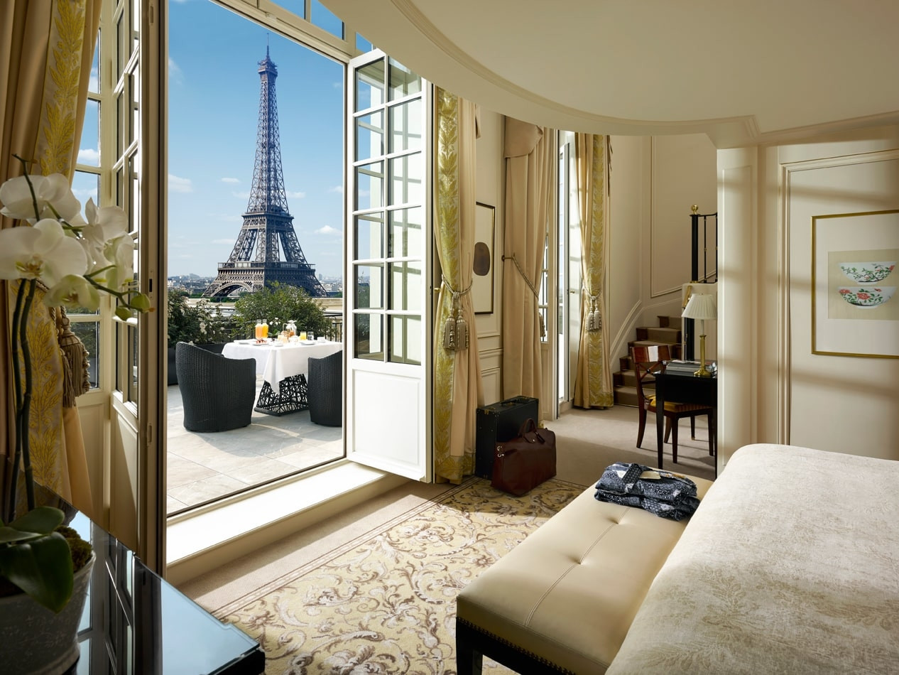 I migliori 10 hotel 5 stelle a Parigi | Nomi e Indirizzi - Parigi.it