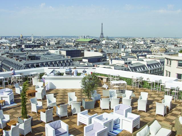 I 10 migliori punti panoramici di Parigi - Parigi.it