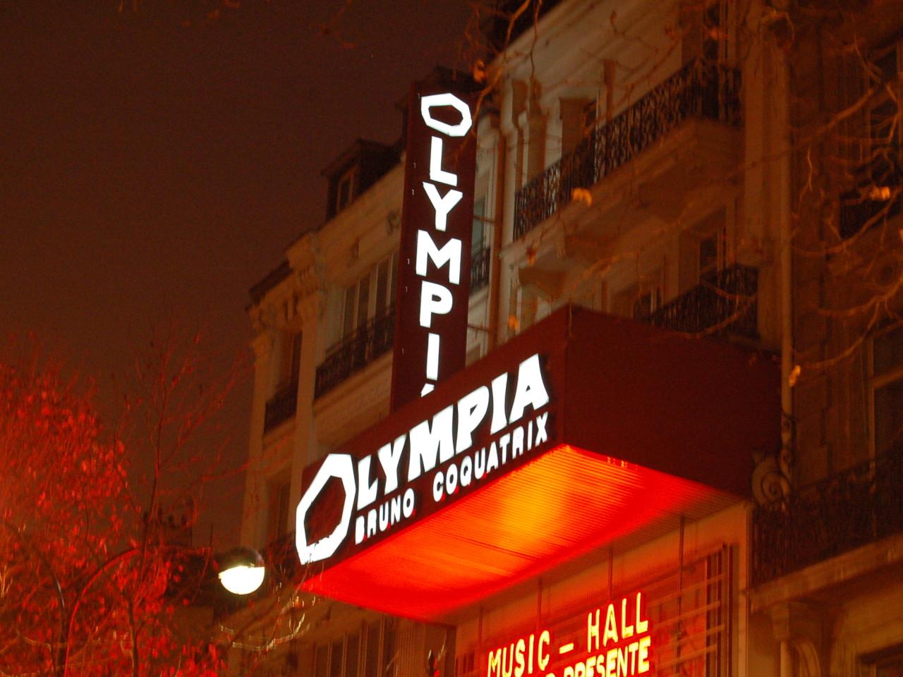 L'Olympia, lo storico teatro di Parigi: Concerti e Spettacoli