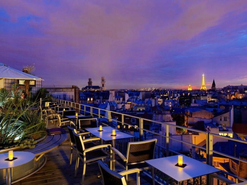 I migliori bar e terrazze all'aperto a Parigi con scorci mozzafiato