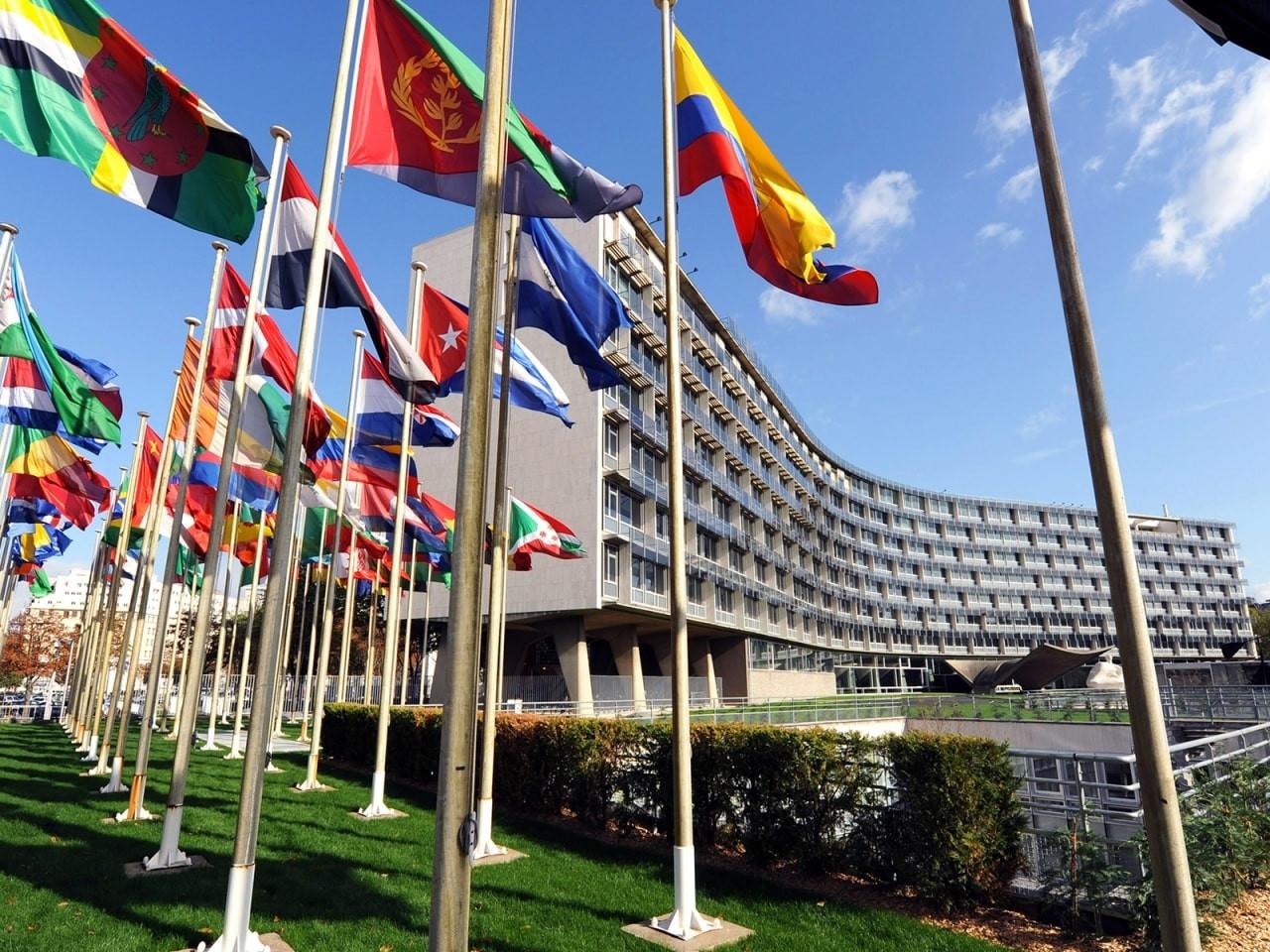 Palazzo dell'Unesco a Parigi | Informazioni e Visite
