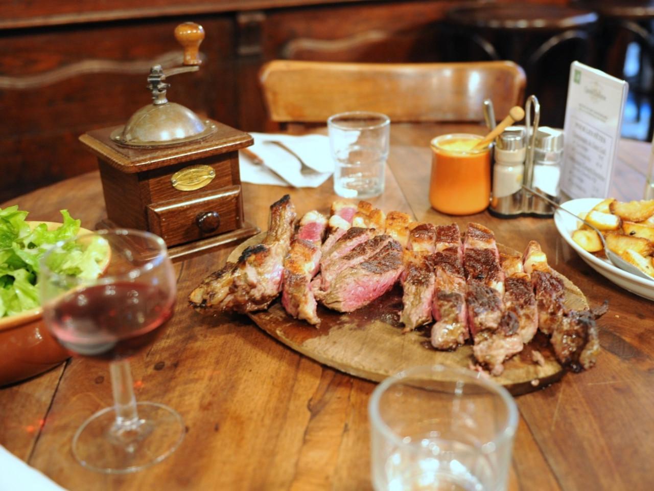 I migliori ristoranti di carne (grill) di Parigi