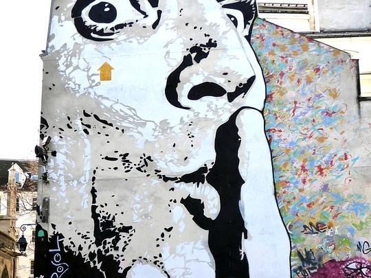 Street Art a Parigi: le opere più belle e i luoghi più iconici
