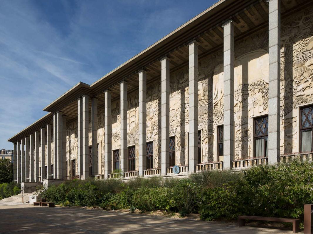 Palais de la Porte Dorée: Museo dell'Immigrazione e Acquario Tropicale