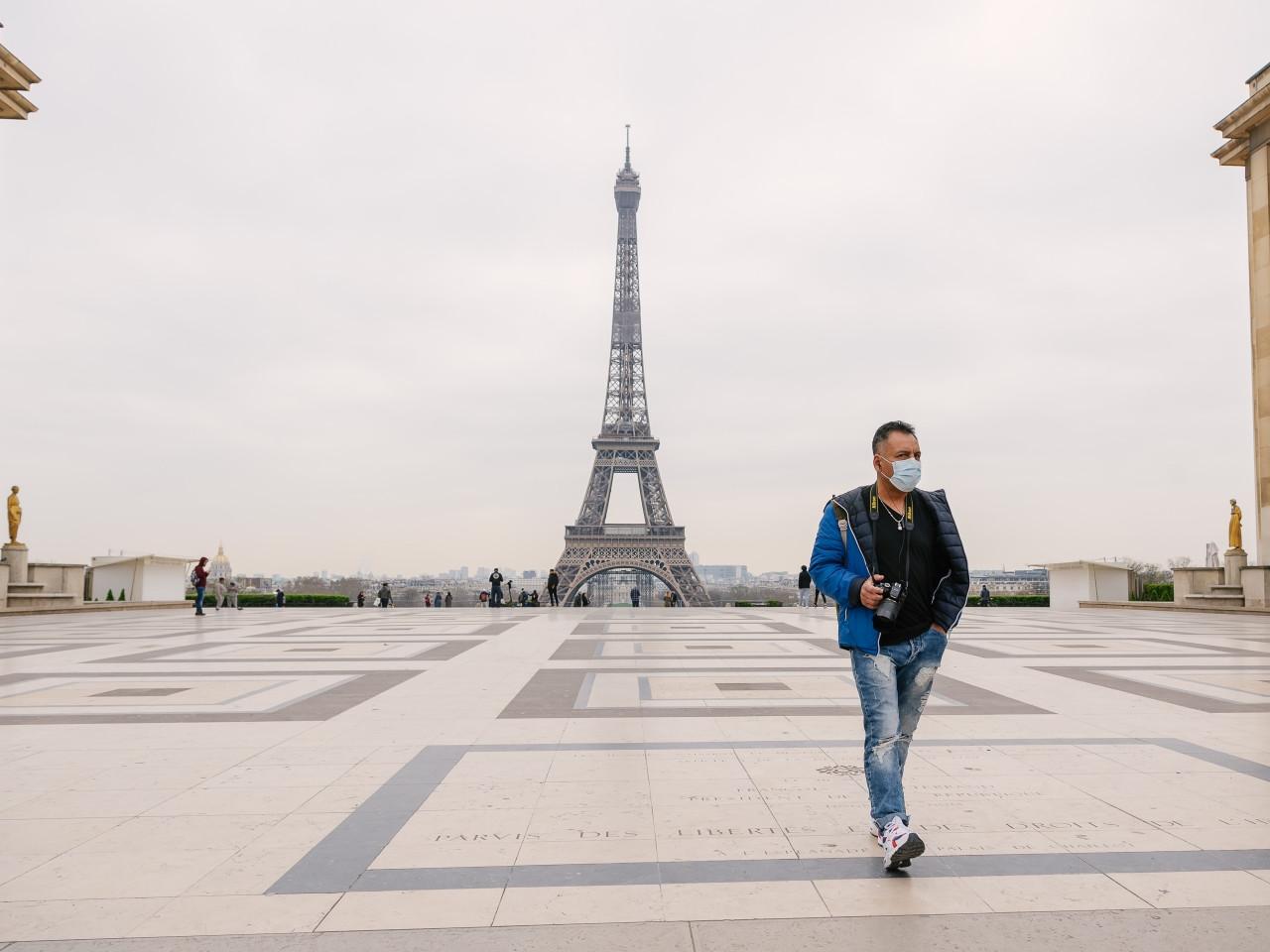 Situazione Coronavirus a Parigi e in Francia: nuovo lock-down