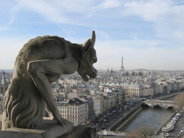 La storia di Parigi (in breve) dalle sue origini al 21° secolo