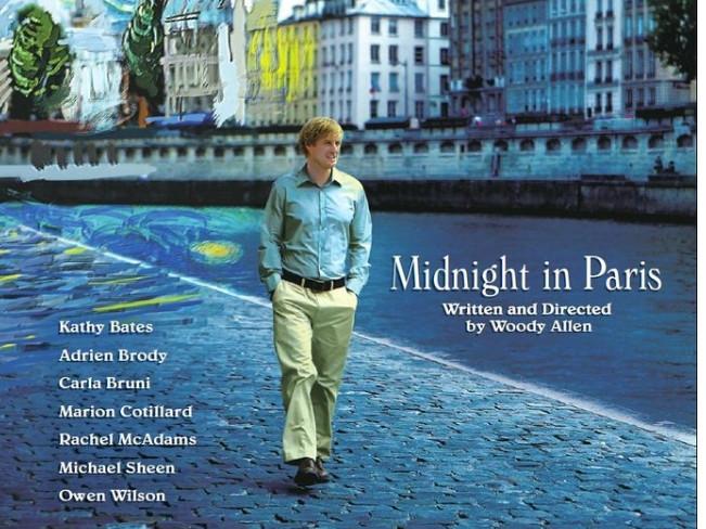 I luoghi del film Midnight in Paris, dov'è stato girato a Parigi