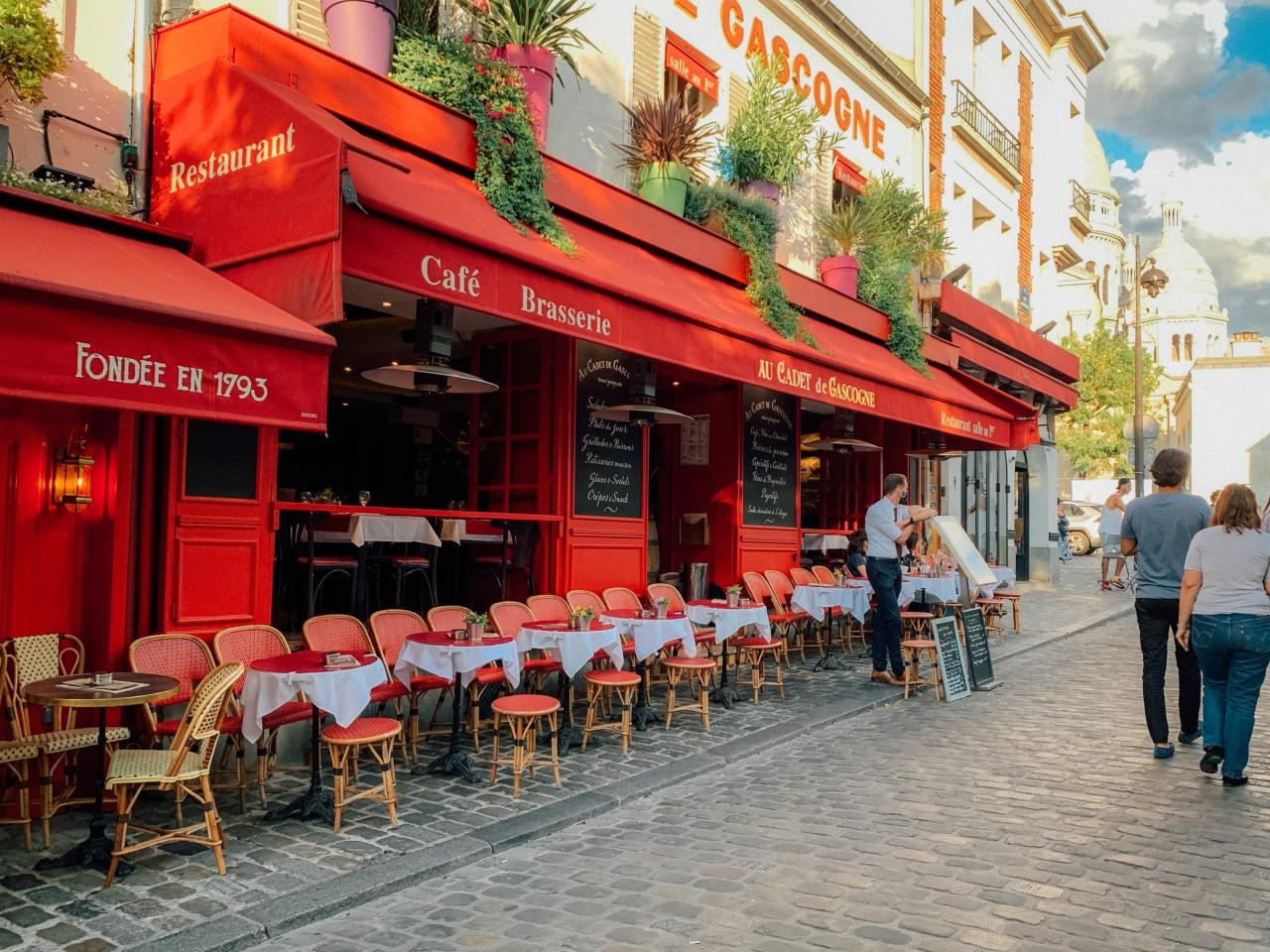 Ristoranti consigliati a Parigi