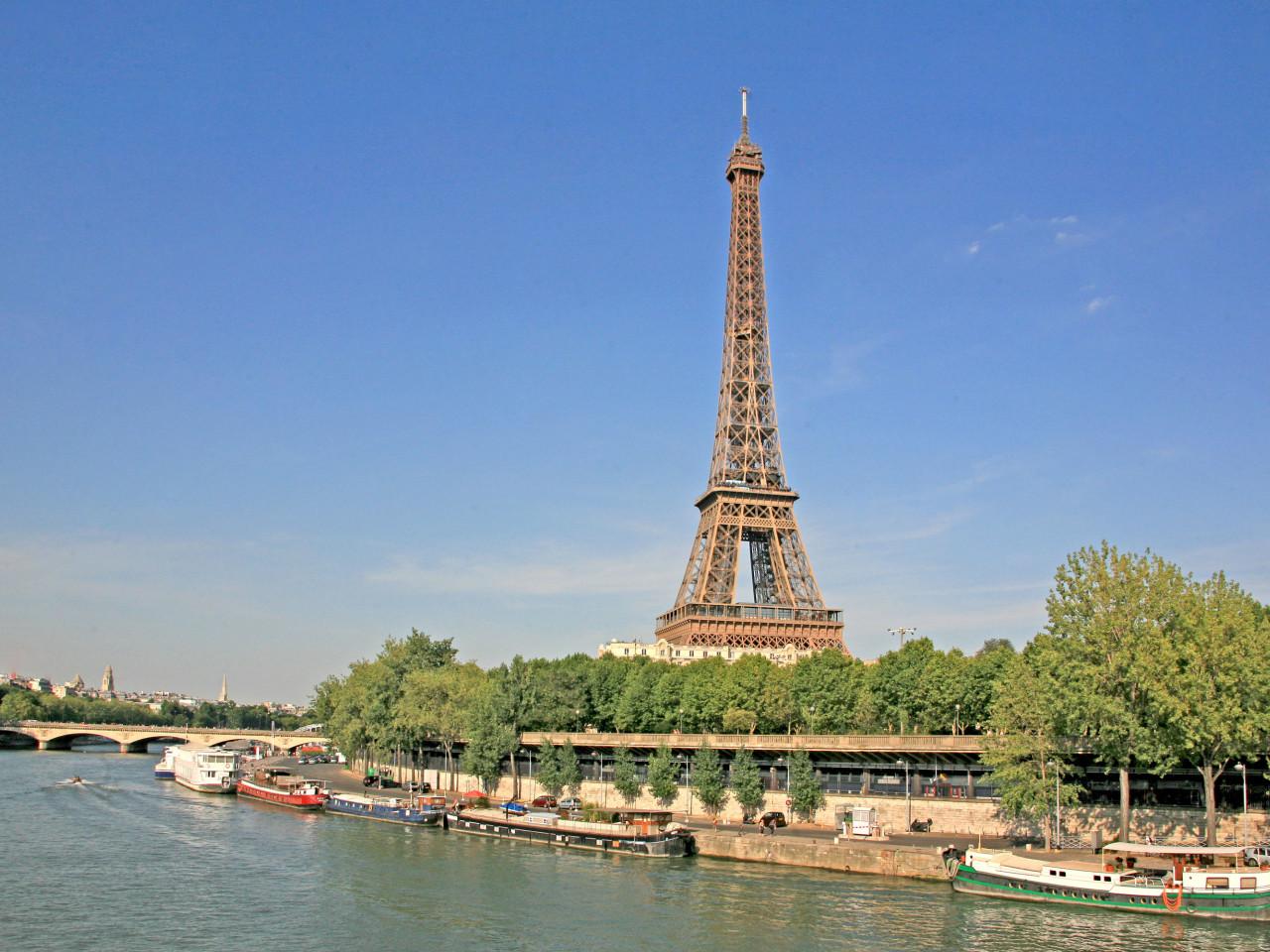Itinerario consigliato 5 giorni a Parigi